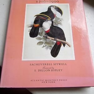 FINE BIRD BOOKS 1700-1900 SACHEVERELL SITWELL $65